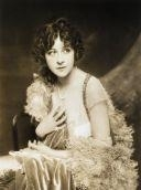 Artwork by Alfred Cheney Johnston, Fanny Brice, Made of Gelatin silver print