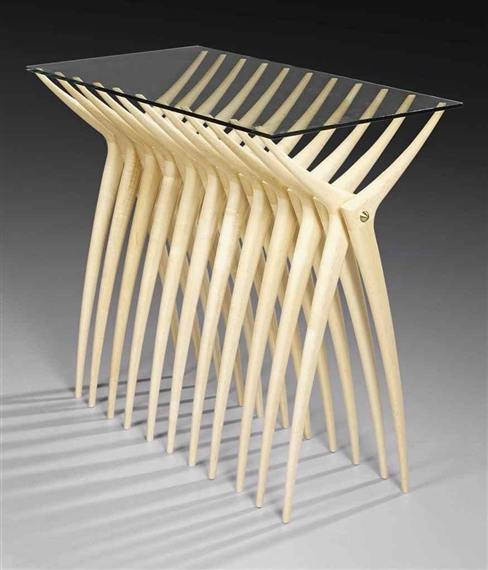 Artwork By Martin Gallagher, ARDÚ CONSOLE, Made Of Number Five From The  Edition Of