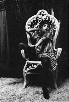 Eva By Irina Ionesco ,1972