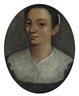 Lucia Anguissola, Portrait of a lady, traditionally identified as the artist