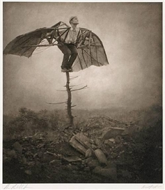 Artwork by Robert & Shana ParkeHarrison, 10 works: The Book of Life, Made of platinum prints