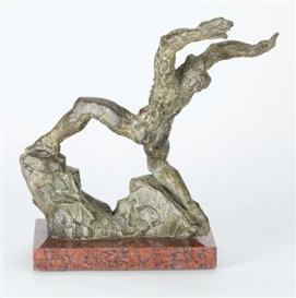 Charles Umlauf, Supplication