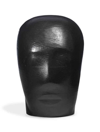 Artwork by Martin Puryear, Untitled, Made of bronze