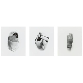 Artwork by Marta María Pérez Bravo, 3 Works: Kini-Kini, Made of Gelatin silver prints