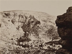 Artwork by Édouard-Denis Baldus, Vaucluse, ca.1862, Made of Albumen print on contemporary card mount