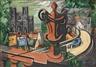 Friedrich Ahlers-Hestermann, Reise durch Frankreich (Reise durch Barock und Gotik)