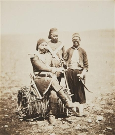Roger Fenton, 3 works: Crimea, 1856