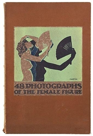 "Artwork by Karl Struss, 24 works: ""48 photographs of the female figure"", Made of Gelatin silver print"