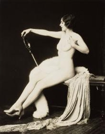 Artwork by Alfred Cheney Johnston, Bonnie Murray, Made of Vintage gelatin silver
