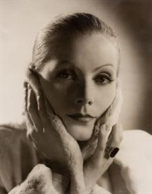 Clarence Sinclair Bull, Three works : Greta Garbo