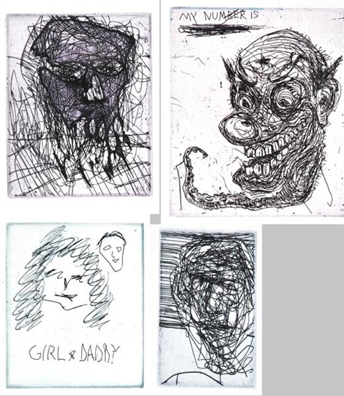 Cullen Max | 4 works: Ghost; My Number; Girl and Daddy; Anatomy of ...