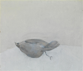 Edik Steinberg, Composition with Bird I