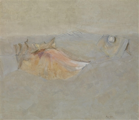 Edik Steinberg, Composition with Fish and Shell