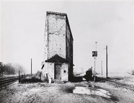 Artwork by Robert Häusser, OUTSKIRTS, Made of Gelatin silver print
