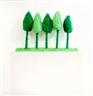 Kathy Temin, Landscape Trees