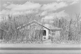 Artwork by Henry Wessel, Tucson, Arizona, Made of gelatin silver print