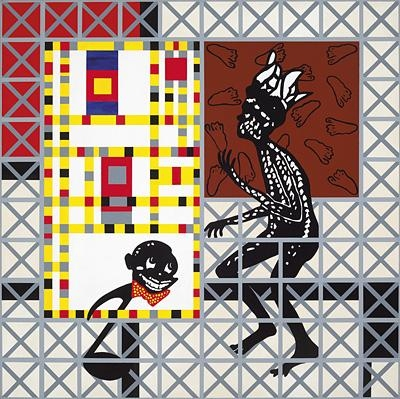 artist information gordon bennett Gordon bennett is an artist of aboriginal descent who, growing up in brisbane during the fifties and sixties, had to negotiate his way through the anglo.