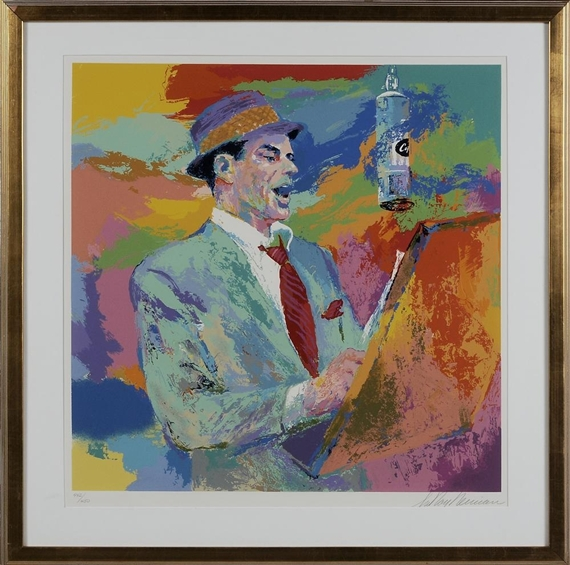 Best Of Duets Frank Sinatra: Frank Sinatra Duets, 1994, Serigraph