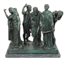 Auguste Rodin, The Burghers of Calais
