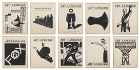 Art & Language, Untitled (Ten Posters)