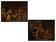 Jan josef horemans the elder flemish 1682 1752 for Horemans interieur