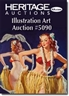 Illustration Art Signature Auction - Heritage Auctions, Beverly Hills