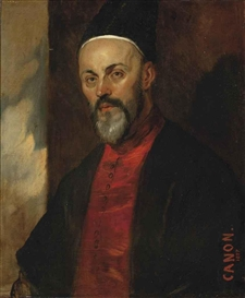 Hans Canon, Portrait of a Turk