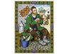 Arthur Szyk, The Jewish fish seller