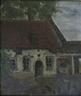 Léon Huygens, Cour de ferme