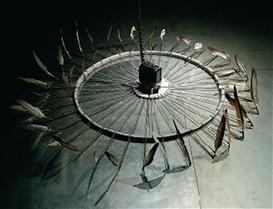 1484247 Artist: Ruey-Shiann Shyu (Taiwan) represented by Kinetica Museum - Writers Vessel (1997)