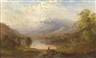 Robert S. Duncanson, The Apennines, Italy