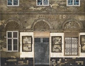Artwork by Franz Zadrazil, Karl Mayer Fleischselcher, Made of colour etching