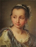 Christian Seybold, Portrait of the artist's young daughter