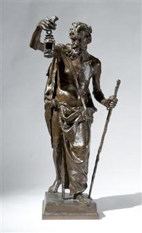 Diogene By Eugène Marioton