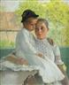 Ferenc Paczka, Mor och barn