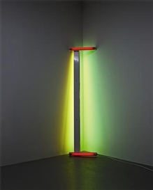 Dan Flavin, Untitled (To Pat and Bob Rohm)