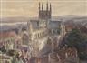 Hughson Hawley, Cathedral