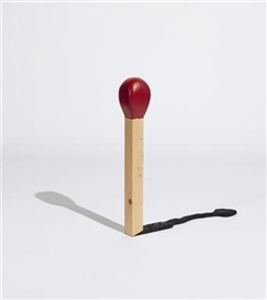Friedrich Kunath, Untitled (Match)