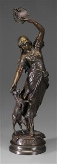 Esmeralda By Eugène Marioton