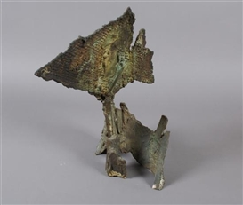 Artwork by Pablo Serrano, Untitled, Made of bronze