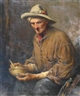 Lawrence Earle, PORTRAIT OF AN ANGLER