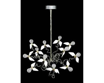 ingo maurer birdie ceiling light 2002 metal. Black Bedroom Furniture Sets. Home Design Ideas
