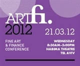 ARTFI – The Fine Art & Finance Conference - Habima Theatre