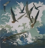 Eva A. Watson, ''Gulls and Spray''