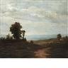 Allan James Stover, Verdant Landscape