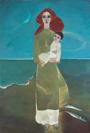 Nguyen Trung, MATERNITY AND THE SEA