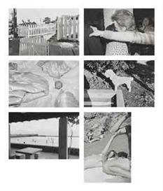 Artwork by Henry Wessel, 15 works: Untitled, 1977-1985, Made of gelatin silver prints