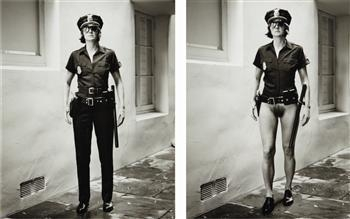 Art Evi Helmut Newton Nude Quaid 69
