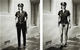 Art Evi Helmut Newton Nude Quaid 59