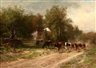 Thomas B. Craig, Going to Pasture
